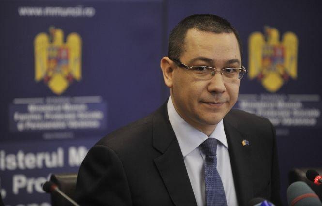 """Victor Ponta: Mulţi ani de acum înainte """"ANTENA 3 VA FI AICI""""!"""