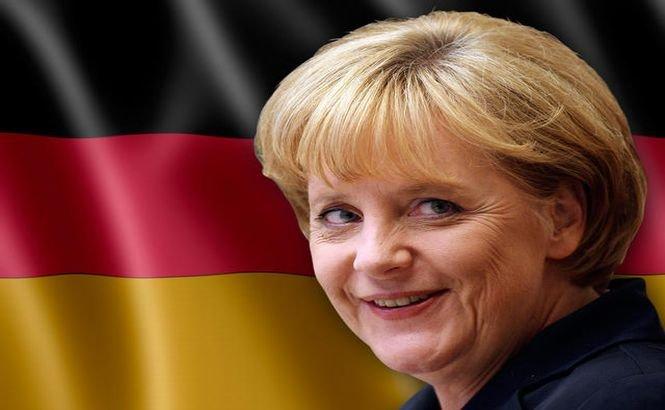 Angela Merkel va efectua sâmbătă o vizită la Kiev