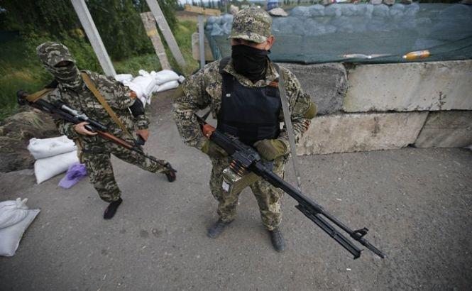 Kiev: Un cetăţean al UE a fost capturat pe frontul din est. El lupta de partea separatiştilor