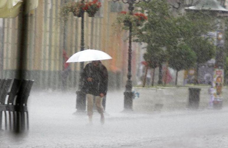 România, sub informare de ploi şi vijelii