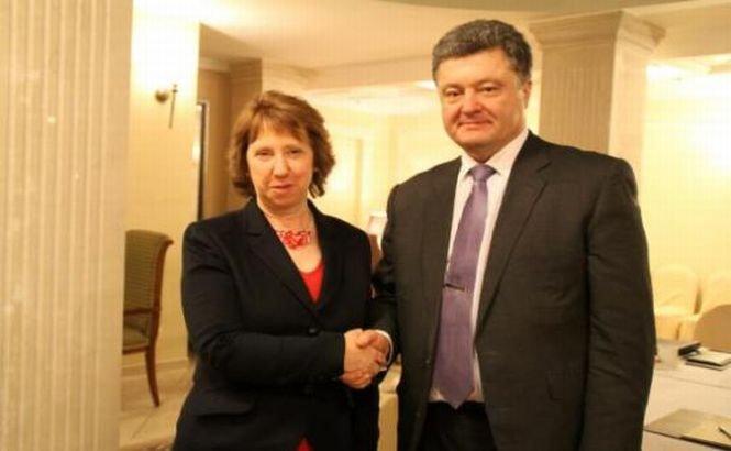 Ucraina va semna contractul de asociere cu UE luna viitoare