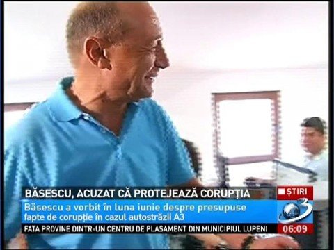 Traian Băsescu, accused of concealing corruption. DNA has confirmed  114