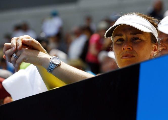 Martina Hingis, aproape de un alt succes într-un Grand Slam. Elveţianca, în finala de dublu de la US Open