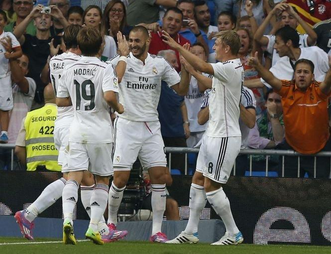 Liga Campionilor. Real Madrid, prima echipă care marchează 1.000 de goluri în cupele europene