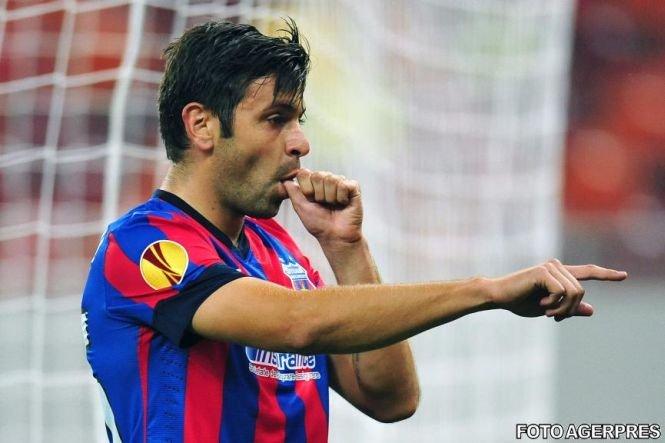 Steaua a învins cu 6-0 pe Aalborg, cel mai clar succes al roş-albaştrilor în cupele europene