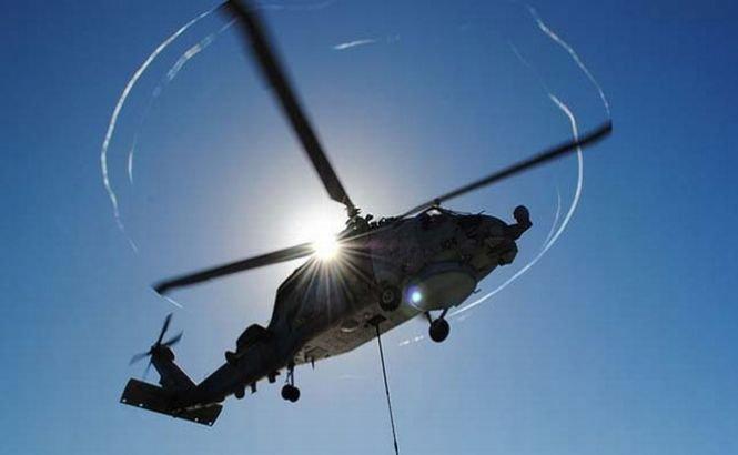 Un elicopter militar s-a prăbuşit în Egipt