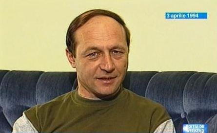 Traian Băsescu, campanii cu maidanezi şi spioni