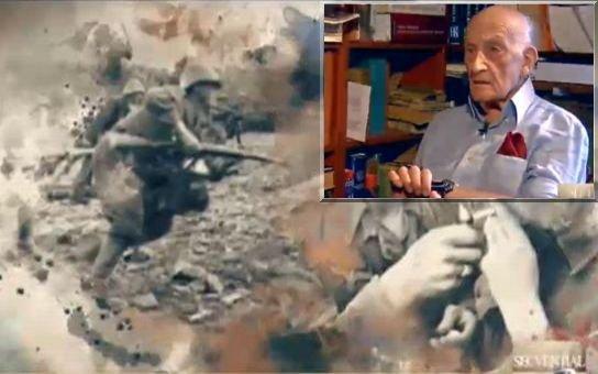 """Secvenţial: Cele 13 feţe ale războiului - Episodul al VI-lea. Djuvara: """"A fost măcel la Odesa. Nu aveam ce căuta acolo"""""""