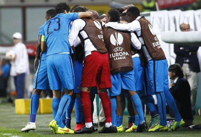Europa League. Seară perfectă pentru echipele italiene: patru victorii din patru şi niciun gol primit