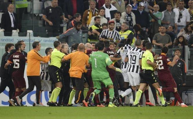 Juve-Roma a stârnit valuri de controverse în Serie A. FIGC va cere FIFA să grăbească introducerea tehnologiei video