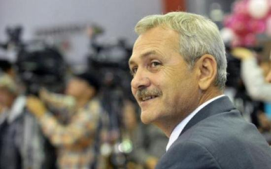 Liviu Dragnea: Traian Băsescu, an old security officer, desperate and mad that the woman he supports is making a fool of herself  114