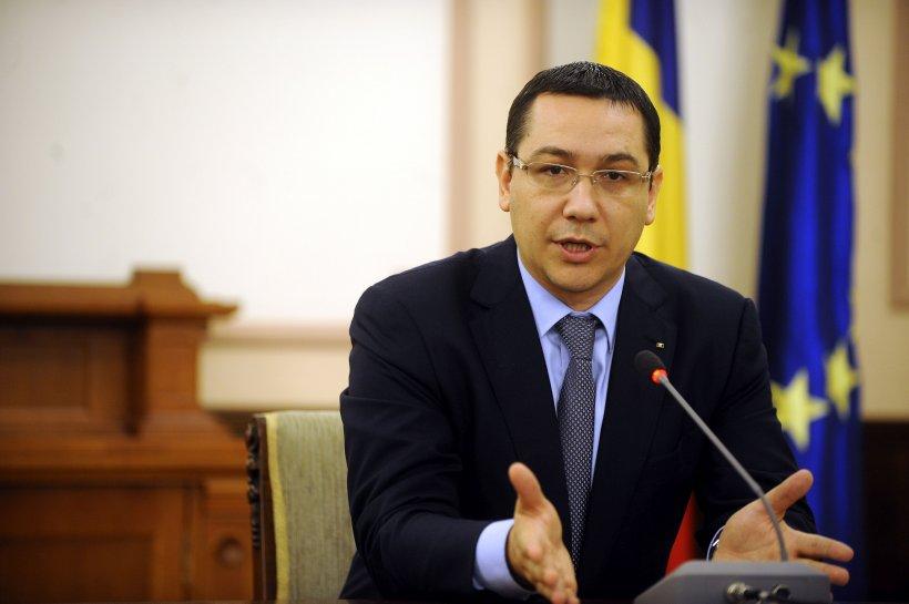 Ponta anunţă reducerea TVA la legume, fructe şi carne pentru 2015