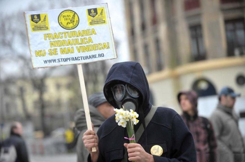 Reacţia Chevron la declaraţiile premierului Ponta privind potenţialul de gaze de şist al României