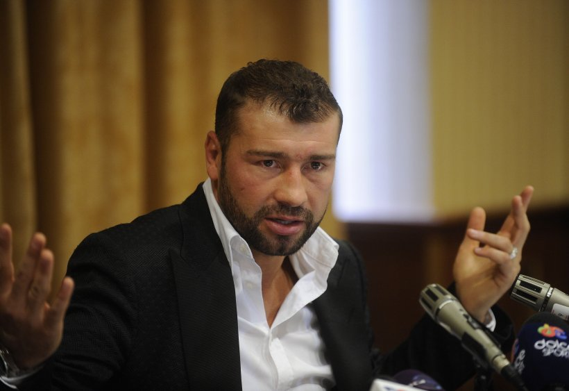 Lucian Bute îşi amână revenirea în ring. Pugilistul nu va mai lupta pe 6 decembrie
