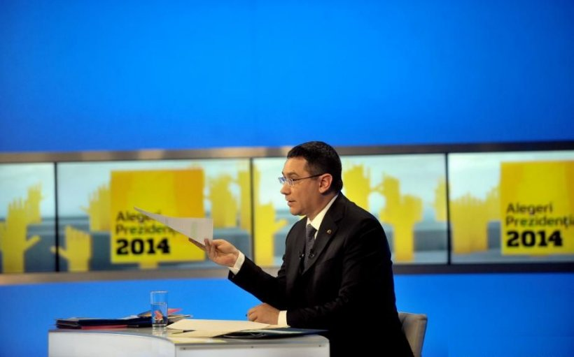 Bloomberg: Înfrângerea lui Ponta în alegeri poate duce la noi creşteri ale obligaţiunilor României