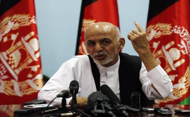 """Preşedintele Afganistanului: """"Nu vom lăsa pe nimeni să ducă un război de proximitate în ţara noastră"""""""