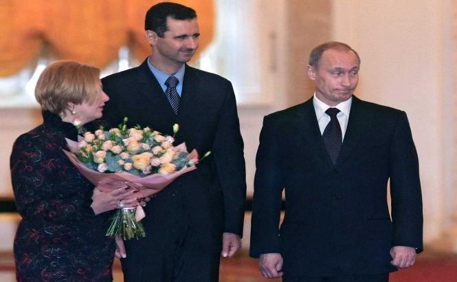 Rusia îşi reiterează sprijinul pentru regimul lui Bashar al-Assad