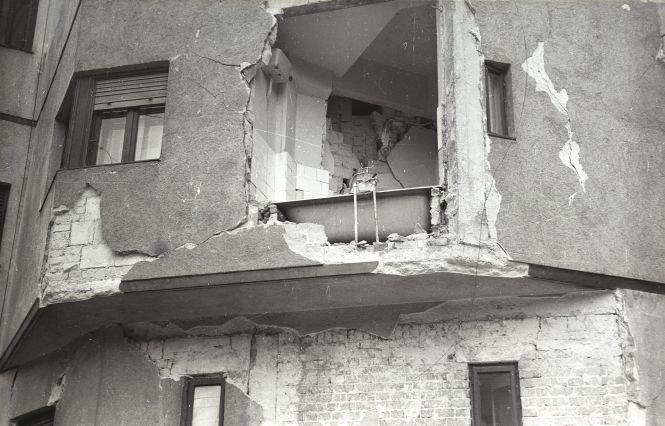 Peste 200 de români cer DESPĂGUBIRI pentru pagubele produse de cutremur