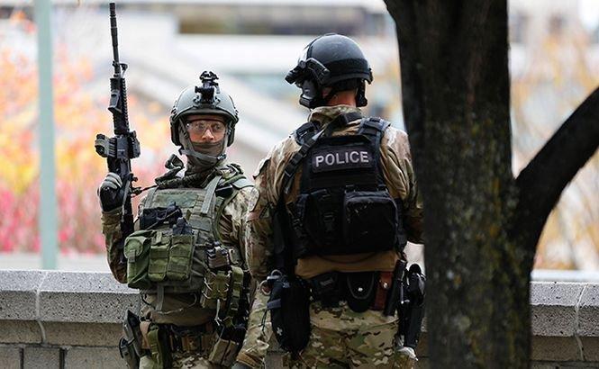 Canada trimite Poliţia Militară în Ucraina