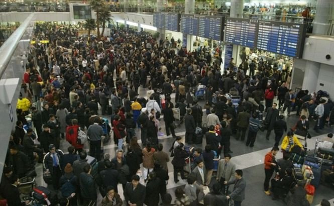 China construieşte al treilea aeroport pentru capitala Beijing