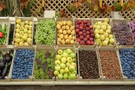 IGPR: Peste 98 de tone de legume și fructe și mărfuri de peste 1 milion de lei, confiscate