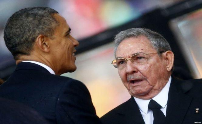 Pas ISTORIC pentru reluarea relaţiilor diplomatice dintre SUA şi Cuba. Preşedinţii celor două state vor anunţa SIMULTAN această măsură