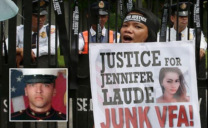 SUA refuză să-l predea pe militarul acuzat că a ucis un transexual în Filipine
