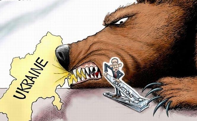 """Putin: """"Occidentul vrea să pună URSUL RUS în lanţuri, să-i scoată dinţii şi să-i atârne blana pe perete!"""" FULL VIDEO"""