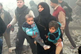 OMS: 1 milion de răniţi în războiul civil din Siria
