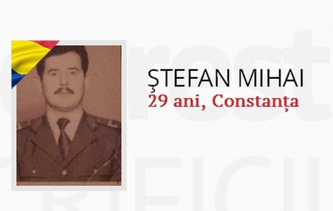 """DĂ VIAŢĂ EROILOR! Ştefan Mihai - """"Era frumos, cu foarte mult simţ al umorului şi al dreptăţii"""""""