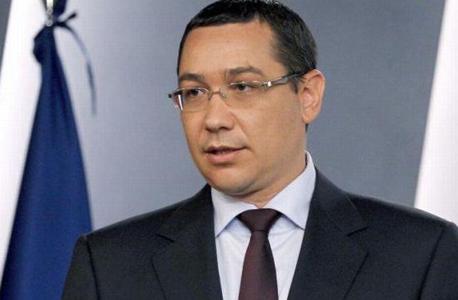 Premierul Victor Ponta va prezenta marţi starea construcţiilor de autostrăzi din România