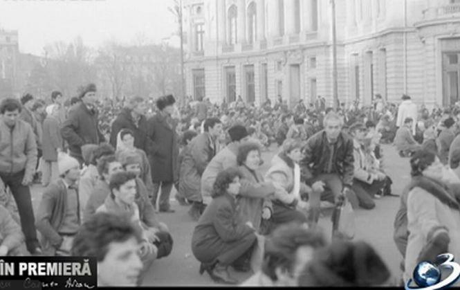 În Premieră. Ultima misiune: revoluţia română
