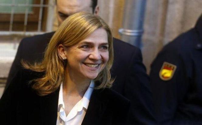 Spania. Prinţesa Cristina a fost citată într-un dosar de evaziune fiscală