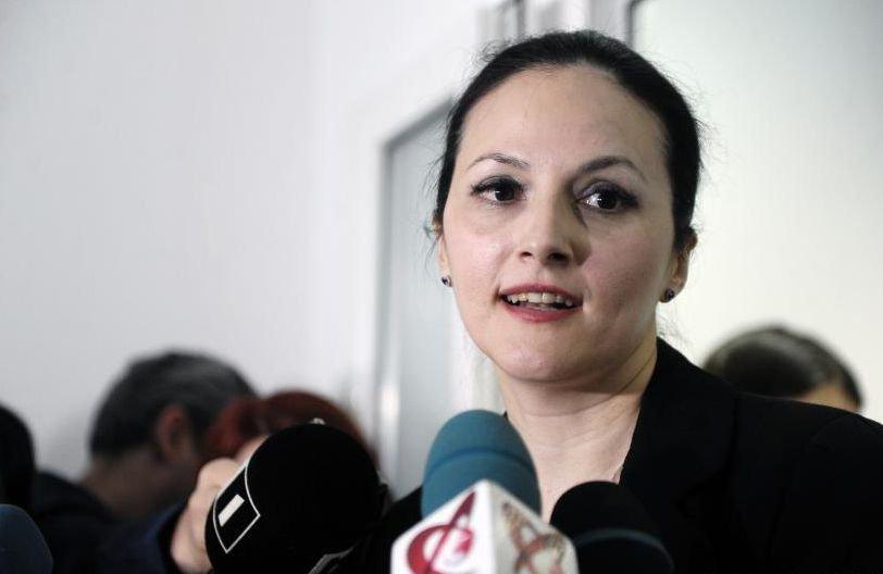 UPDATE. Alina Bica rămâne în arest