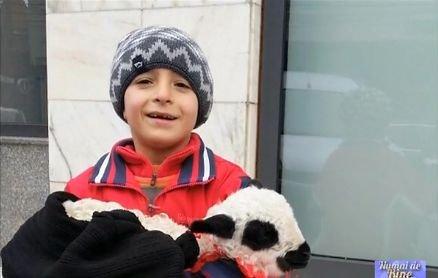 #faptebune: Provocarea zilei de 24 decembrie - cumpără o jucărie şi dăruieşte-o unui copil