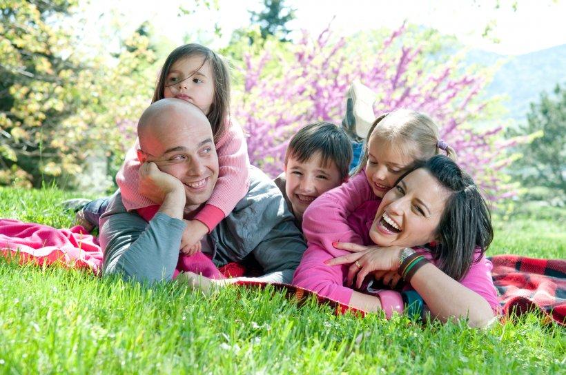 Trucuri pentru a avea o familie activa