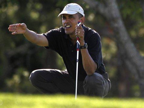 """Ce s-a întâmplat pe terenul de golf, cu Barack Obama: """"Nu am fost anunţat că sunt acolo"""""""