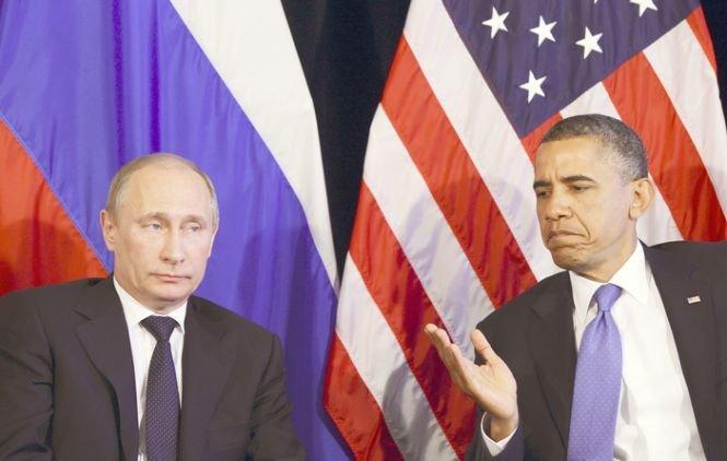 Ce mesaj i-a trimis Putin lui Obama cu ocazia Anului Nou