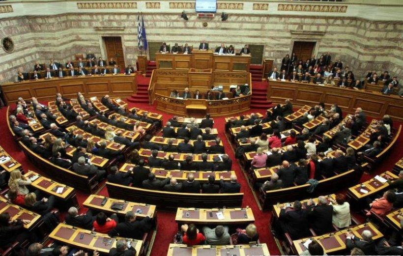Parlamentul grec şi-a anunţat DIZOLVAREA şi confirmă desfăşurarea alegerilor anticipate la 25 ianuarie