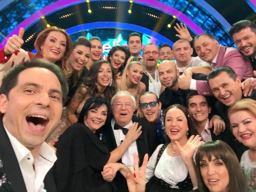 """""""2015, Revelionul starurilor"""" de la Antena 1, lider incontestabil de audienţă pe toate segmentele de public"""