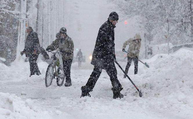 Temperaturi EXTREME în Canada. Regiunea Quebec a rămas fără curent, iar temperaturile vor ajunge la -45 de grade Celsius