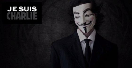 Hackerii Anonymous au atacat mai multe site-uri islamiste. Le Point: Acţiunile lor periclitează ancheta în cazul atentatelor din Paris