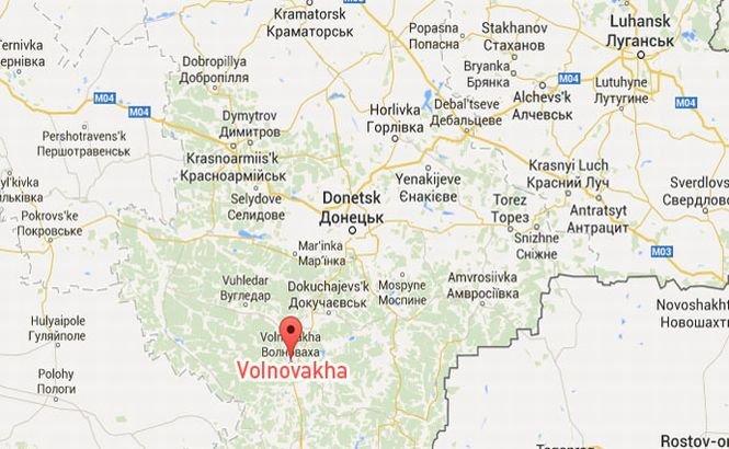 Ucraina. 10 morţi şi 13 răniţi după ce un autobuz de pasageri a fost atacat cu proiectile de infanterie