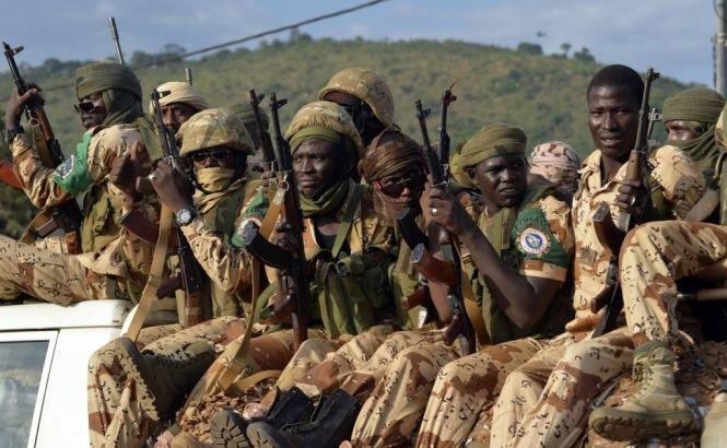 Ciad trimite trupe în Camerun şi Nigeria să lupte împotriva Boko haram