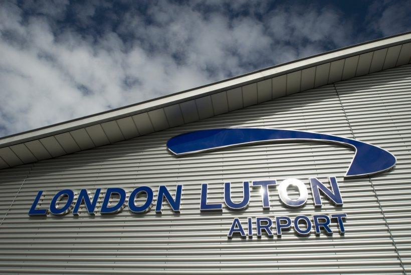 UPDATE. ALARMĂ DE INCENDIU pe aeroportul Luton din Londra