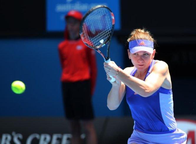 Simona Halep, cel mai bine îmbrăcată jucătoare de la Australian Open 2015
