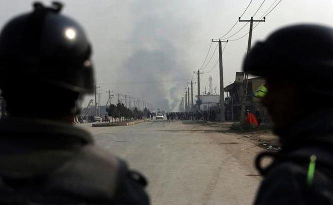 5 poliţişti au fost ucişi într-un atac al talibanilor din Afganistan