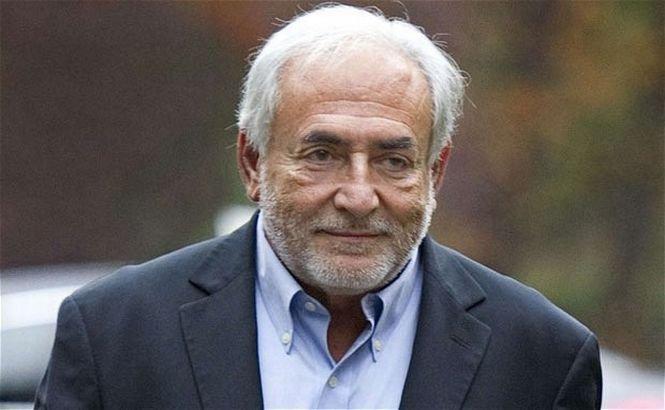 Fostul şef al FMI, Dominique Strauss-Kahn, audiat într-un proces de PROXENETISM