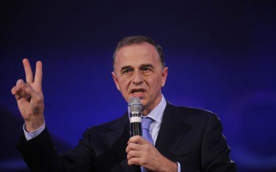 Mircea Geoană şi-a anunţat retragerea din grupul parlamentar al PSD