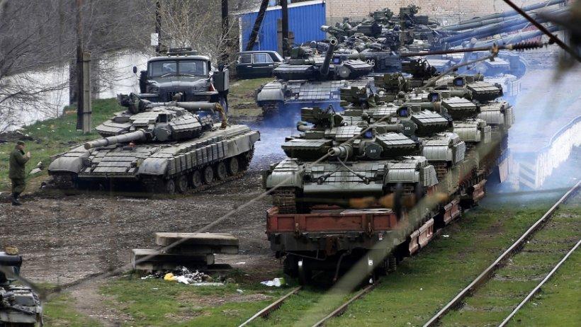 SUA vor să trimită ARME Kievului. Rusia, acuzată dur de America